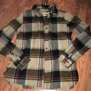 NWOT Thick Cabin Flannel